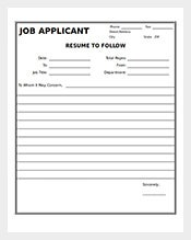 Free-Job-Applicant-Resume-Fax-Cover-Sheet-Template