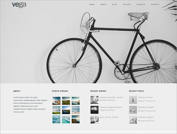 photography personal multipurpose wordpress php theme