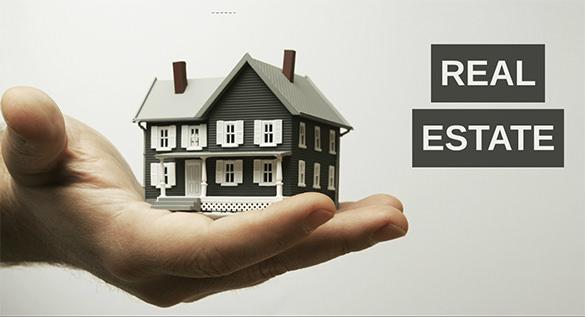 download real estate business prezi template sample