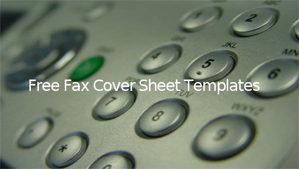freefaxcoversheettemplate