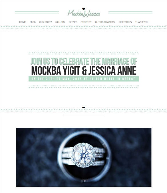 cleen wedding bootstrap theme