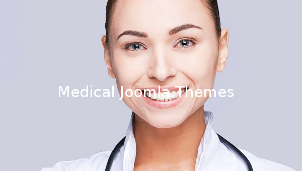 Medical Joomla Themes