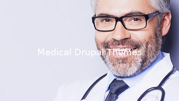 Medical Drupal Themes