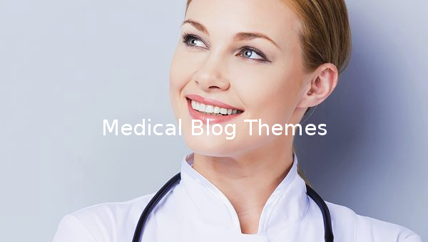 Medical Blog Themes