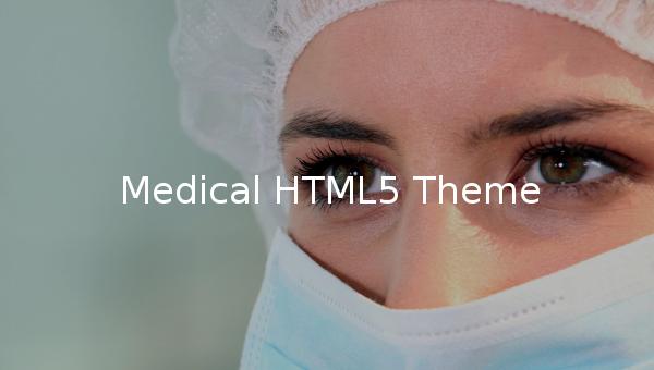 Medical HTML5 Themes