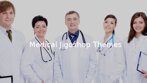 Medical Jigoshop Themes