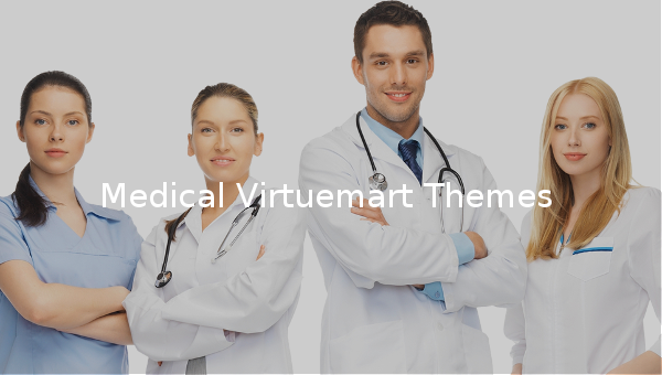 Medical Virtuemart Themes
