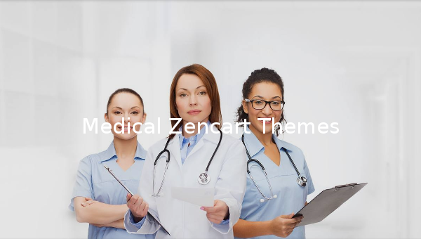 Medical Zencart Themes