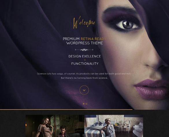 premium responsive portfolio html5 theme