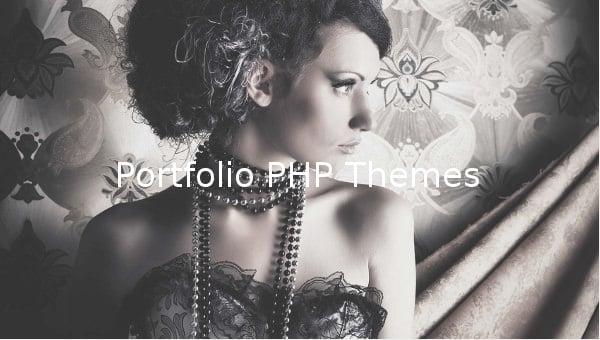 portfolio php themes