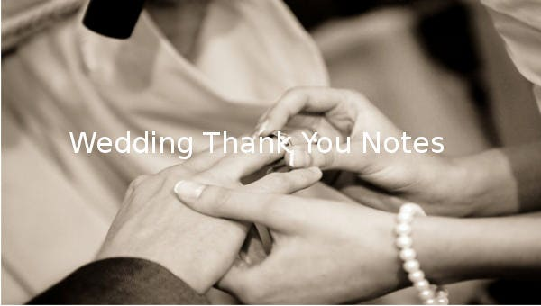 weddingthankyounotes