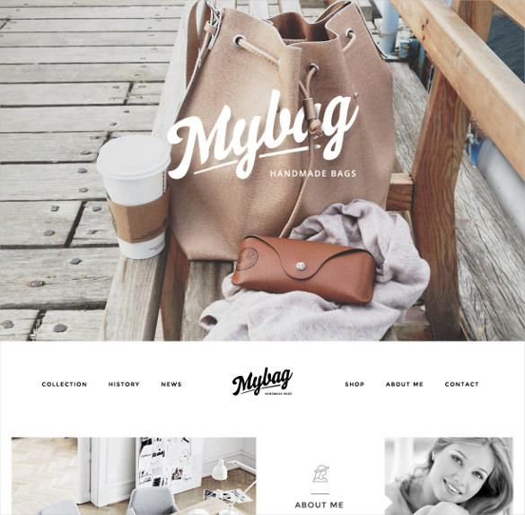 multipurpose responsive portfolio zencart theme