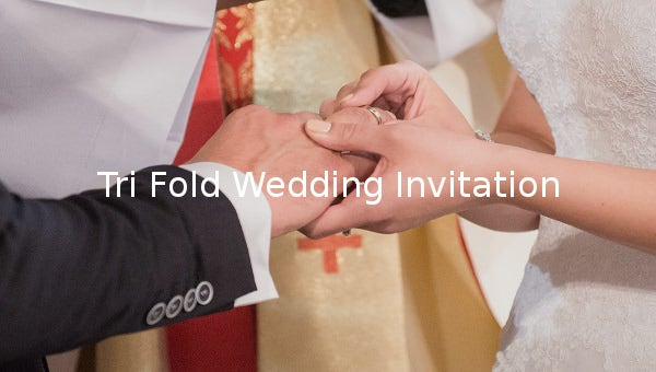 trifoldweddinginvitation
