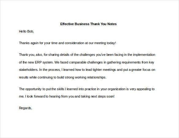 effective business thank you notes1