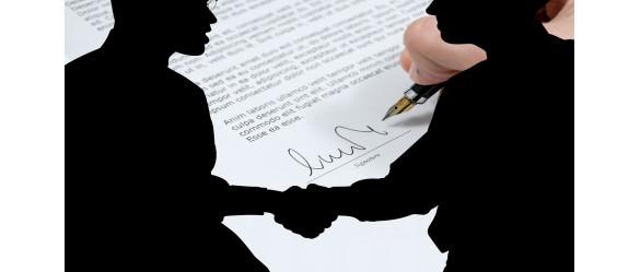 use a signature
