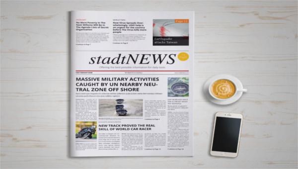 newspaperfrontpagetemplate1