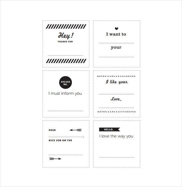 Sticky Note Templates  Free Sample Example Pdf Eps Psd