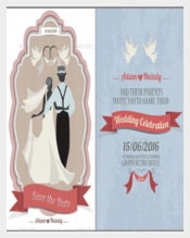 Design-Wedding-Invitation-Card-Template