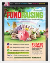 Fundraisning Invitation for Everyone