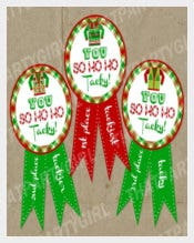 Green Ugly Sweater Holiday Party Awards