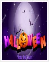Halloween Invitation to All
