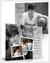 Templates for Photographers & Scrapbooking for Grads