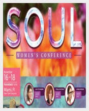 Women's Conference Flyer Template for FUNDRAISNG