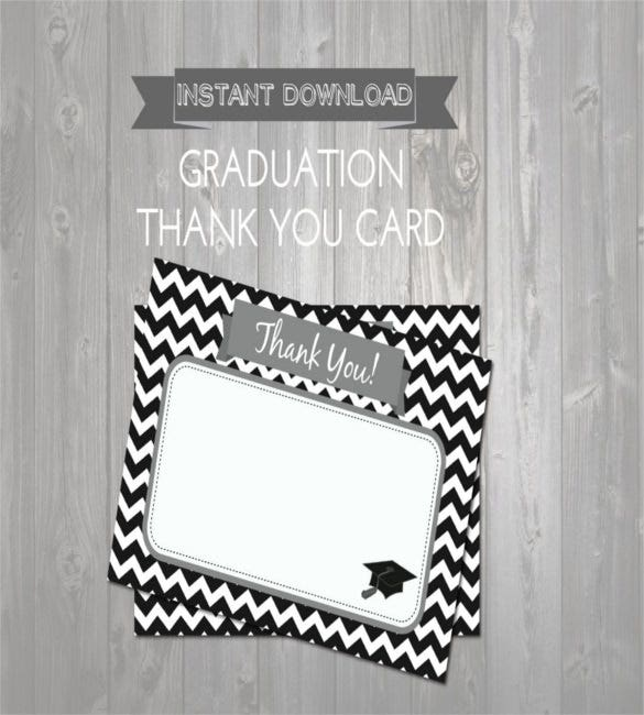 15  graduation thank you notes  u2013 free sample  example