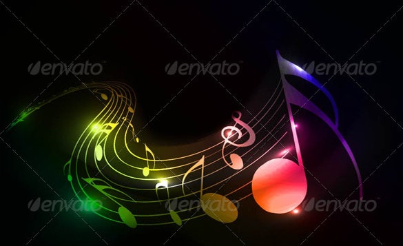 vector eps format musical note download