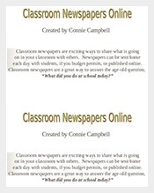 Newspaper template 154 free word ppt pdf psd eps indesign classroom newspapers ppt template free download saigontimesfo