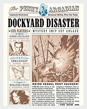 Dockyard-Desaster-Headine-in-Newspaper