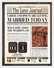 Journal-Wedding-Newspaper-Front-Page-Template