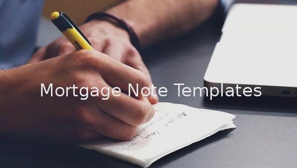 mortgagenotetemplate