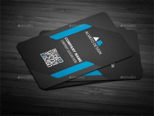 12 business cards for authors free psd eps illustrator format creative company business card template download psd reheart Images