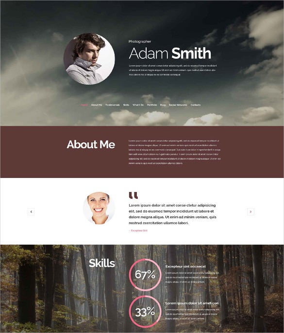 pro photographer drupal theme