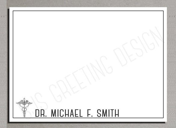 10+ Doctor Note Templates – Free Sample, Example, Indesign, Eps