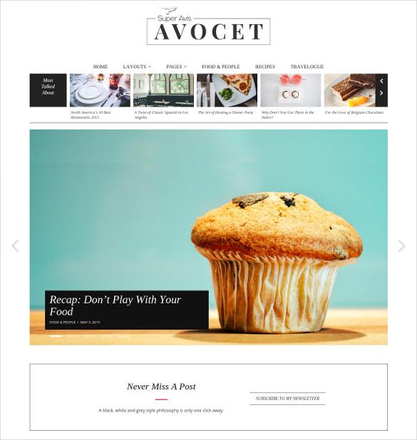 photography jumpstart wordpress blog theme