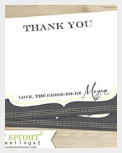 Coordinating-Bridal-Shower-Thank-You-Note