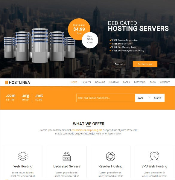 16 new html5 themes templates released in december 2015. Black Bedroom Furniture Sets. Home Design Ideas