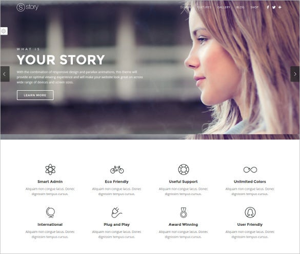 multi purpose photography template