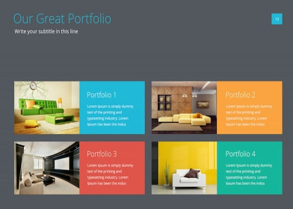sample of keynote template download