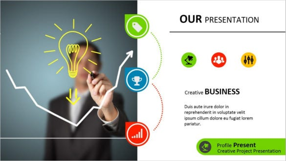business slides templates powerpoint free