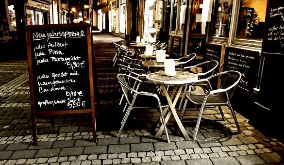 Restaurant OpenCart themes