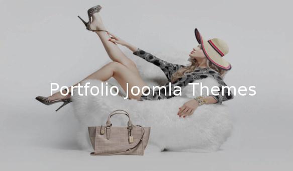 portfolio joomla themes
