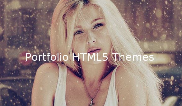 Portfolio HTML5 Themes