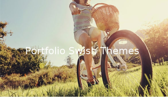 Portfolio Swish Themes