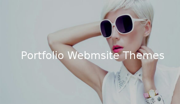 Portfolio Website Themes