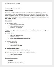 Faculty-Meeting-Note-Free-Sample-PDF-Template-Downloads
