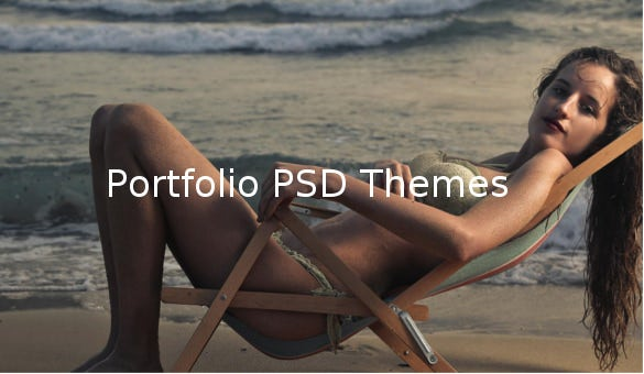 Portfolio PSD Themes