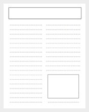 Blank Newspaper Templates